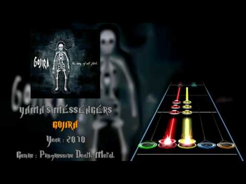 Gojira - Yama's Messengers (GH3+, PS & CH Custom Song)