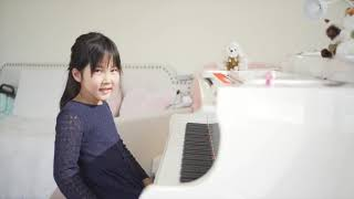 Chloe (6) Plays Gurlitt Waltz