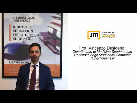 Prof. Vincenzo Desiderio