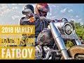 RIDING ALL NEW 2018 HARLEY-DAVIDSON FATBOY