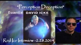 David Icke: Perception Deception