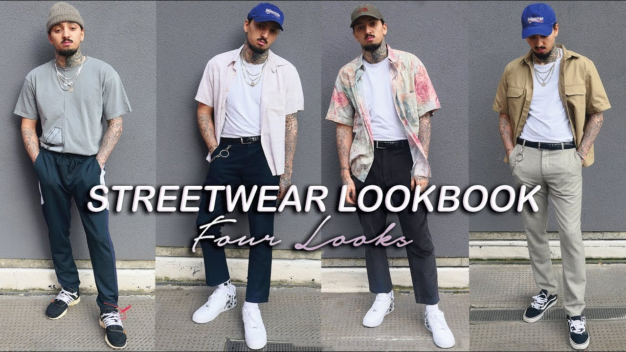 STREETWEAR LOOKBOOK  a4220364e62