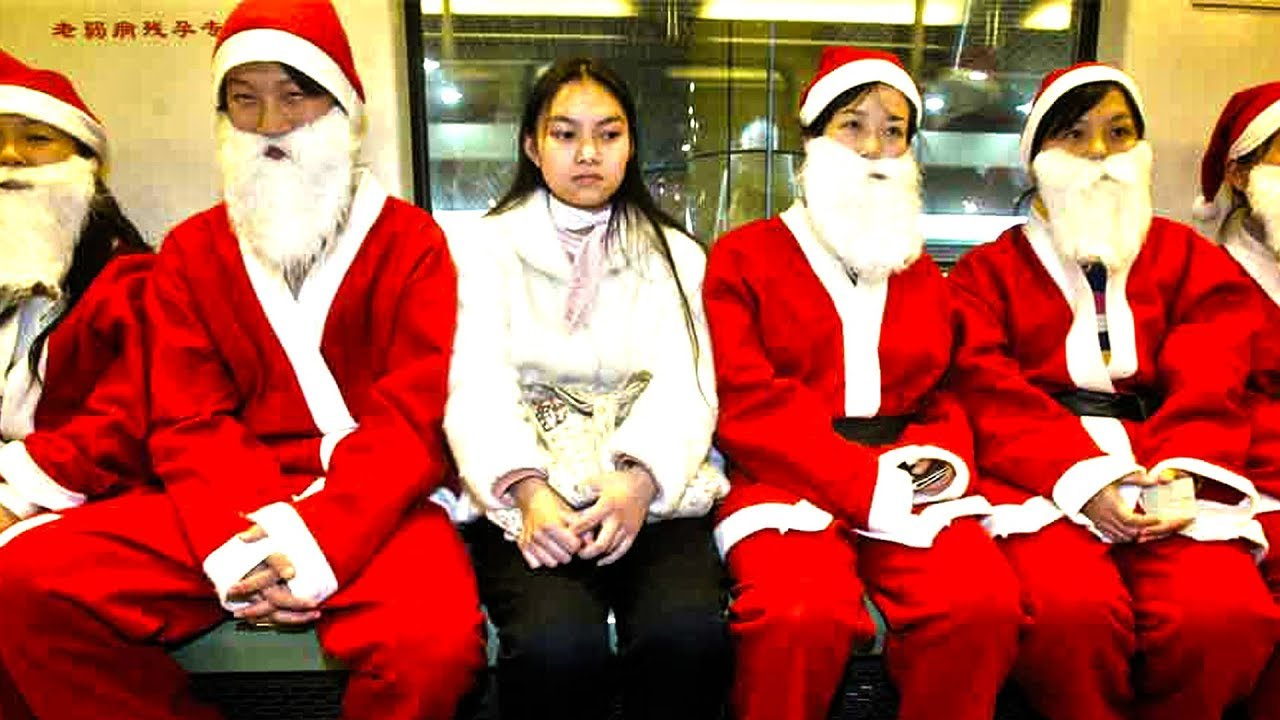 Chinese Christmas.China Just Banned Christmas