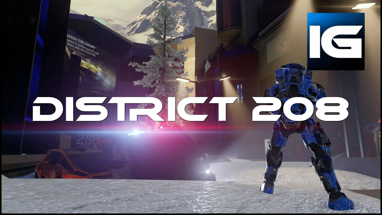 Download Halo 5 - Forge Maps - (Power Outage Map Showcase)