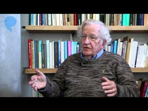 Noam Chomsky on Adam Smith's Invisible Hands