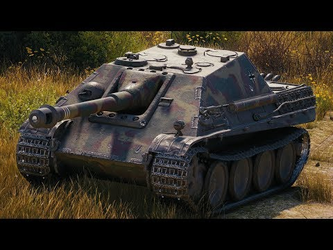 World of Tanks Jagdpanther - 4 Kills 6,4K Damage thumbnail
