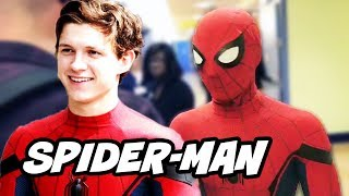 Tom Holland Surprises Fan For Spider-Man Homecoming