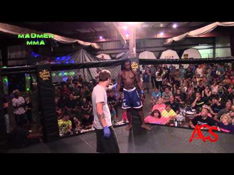 Madmen MMA Delson Petrie Memorial Event Tristen Haener vs Tony Franklin 185