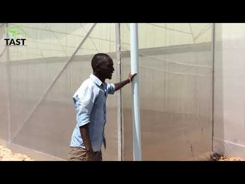Greenhouse For Hot Climate: Tanzania Agricultural Services & Training [TAST]