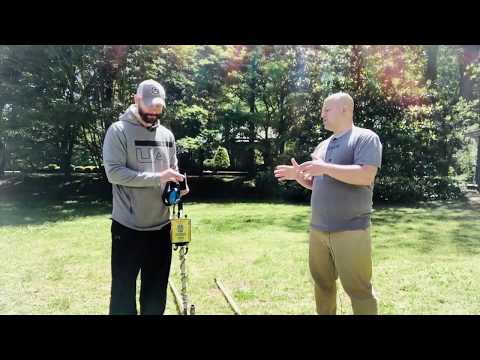 Trying New Hobbies S1E10 Part 1 Of 2 - Metal Detecting $$$
