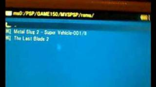 How to install Neo Geo Emulator on your PSP!