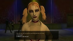 Vampire: The Masquerade Bloodines Jeanette/Therese All Outcomes & Romance