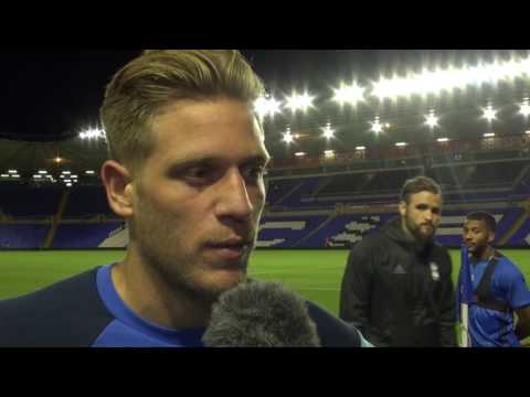 INTERVIEW | Michael Morrison react to Oxford defeat