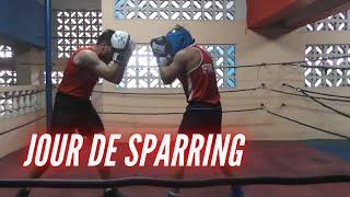JOUR DE SPARRING - Je vais boxer à Cuba Episode 4