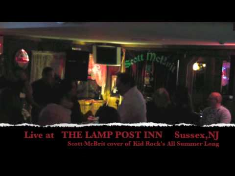 Scott McBrit Live At The Lamp Post Inn All Summer Long
