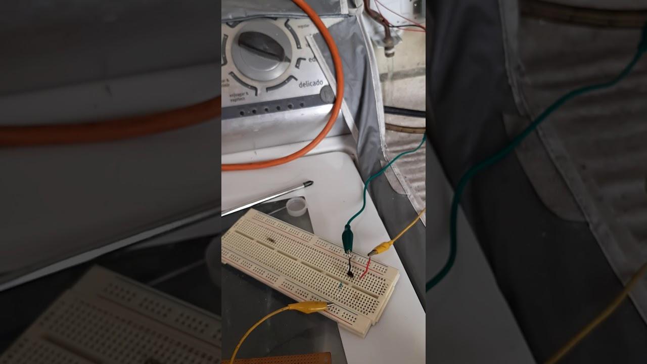 Calentador Ascot parte 2 Caudalimetro