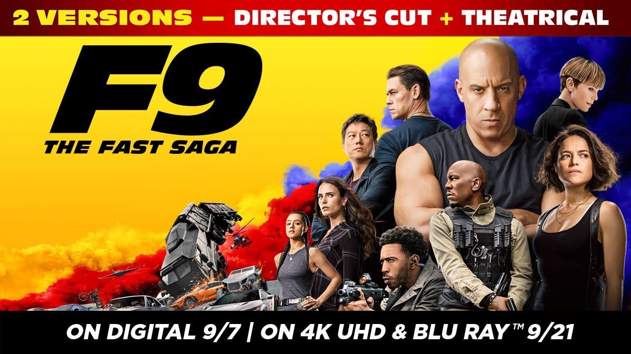 Download F9: The Fast Saga | Trailer | Own it 9/7 on Digital; 9/22 on 4K, Blu-ray & DVD