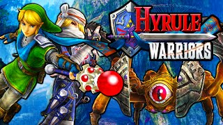 Hyrule Warriors: 2 Player Co Op! The Legend of Zelda Story PART 3 Sheik HD Gameplay Walkthrough
