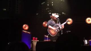 Chris Stapleton - Whiskey and You - 10/15/2016 Ascend Amphitheater in Nashville, TN