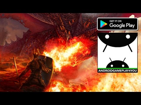 Arcane Online Android GamePlay Trailer [60FPS] (By GALA INC)