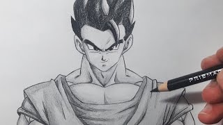 How to Draw Mystic Gohan - Step by Step Tutorial & DBZ Amino introduction