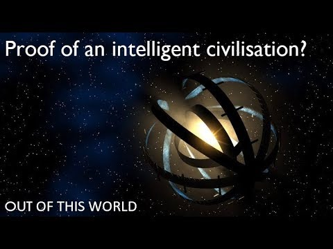 Is a Civilization Building Something Around Tabby's Star? [Out Of This World]