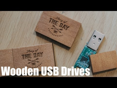 Vlog Episode #5 - My thoughts on wooden USB sticks, and Why I don't use them anymore