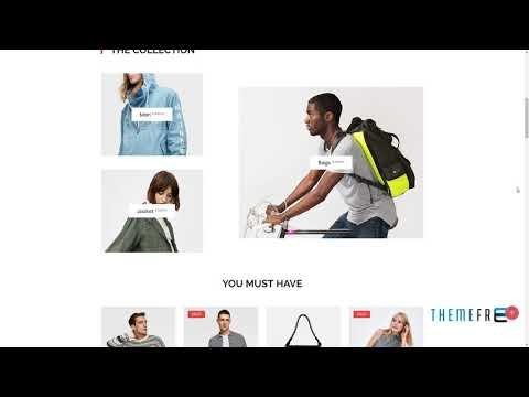 Samex - Clean, Minimal Shop WooCommerce WordPress Theme      Linford thumbnail