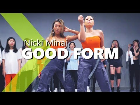 Nicki Minaj - Good Form ft. Lil Wayne / SIMEEZ & SHIN JI WON Choreography.