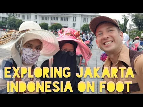 Exploring Jakarta On Foot! Glodok, FaveHotel, Mangga Besar, Batavia Square, Central Park Mall, LTC