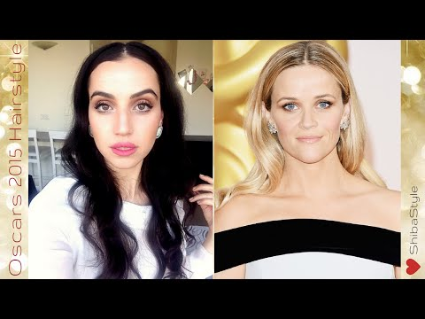 red-carpet-hairstyle- -reese-witherspoon-oscars-2015-hair-tutorial