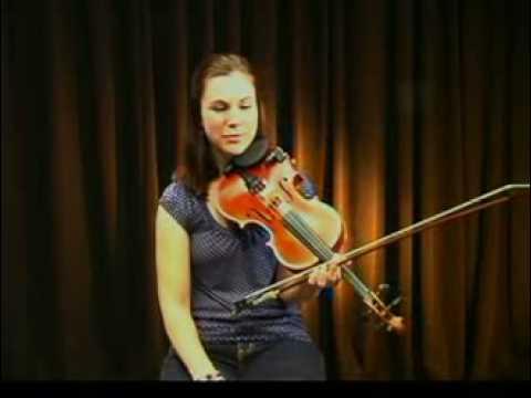April Verch On Canadian Fiddle Styles