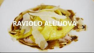 How To Make Gabrielle Hamilton's Raviolo All'uovo or Handkerchief Pasta