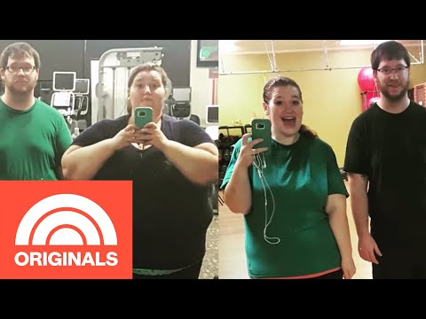 Lexi And Danny Reed Weight Loss: How This Couple Lost Over 400 Pounds Together | TODAY