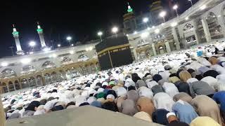 تسجيل خرافي من داخل الحرم الشيخ ماهر المعيقلي صلاة العشاء من المسجد الحرام 4 جمادى الثاني 1441