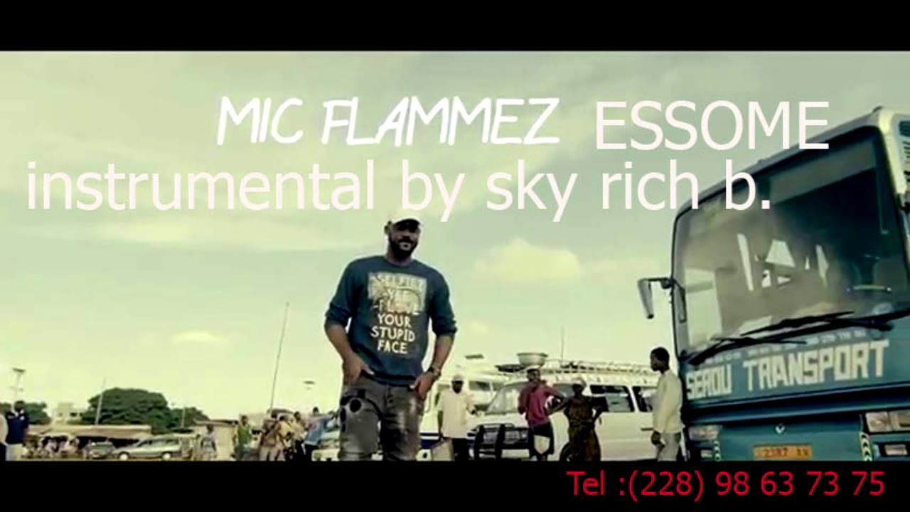 mic flammez essome