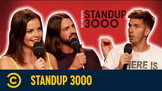 STANDUP 3000 – Kirche, Kids & Pillenstress