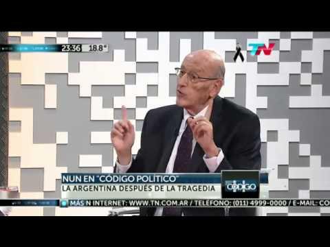 """José Nun en """"Código Político"""""""