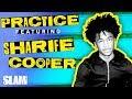 "Sharife Cooper Goes the DISTANCE Vs. His Pops: ""HE ALWAYS CHEATIN'"" | SLAM PRACTICE"