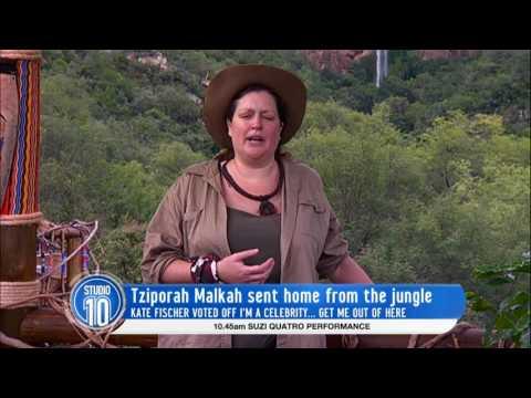 I'm A Celebrity Australia 2017: Tziporah Malkah