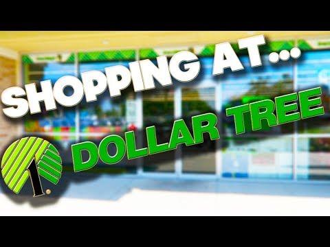 SHOPPING AT - DOLLAR TREE - ORLANDO