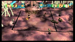 CGRundertow - PIRATES VS. NINJAS DODGEBALL for Nintendo Wii Video Game Review