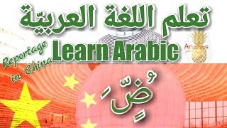 Learn Arabic/تعلم اللغة العربية/ Arab reportage in China/listen, read analyze /قناة أناناس/
