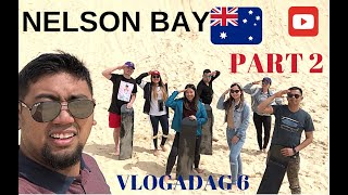Nelson Bay Vlog | Australia Vlog | Travel Vlog | Things to do & See in Nelson Bay | Part 2
