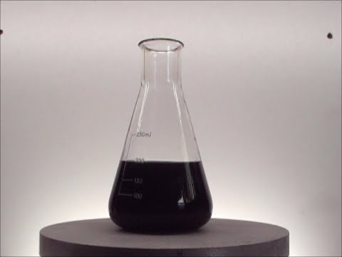 Chemistry Experiment 28 - Iodine Clock Reaction