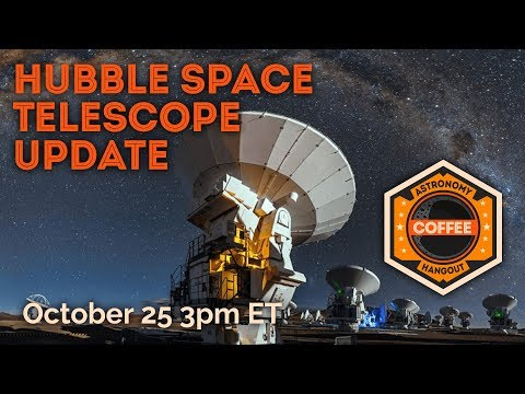 Hubble Space Telescope Update