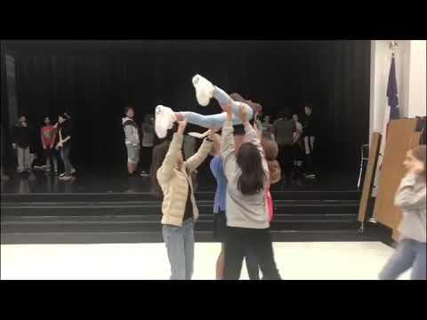 Renner Middle school Bloopers Peter Pan