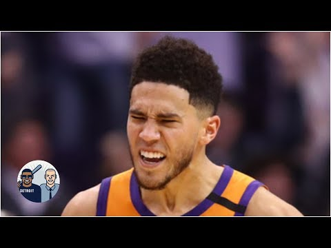 Reacting to Devin Booker replacing Damian Lillard in the 2020 NBA All-Star Game | Jalen & Jacoby