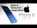 Iphone 8 - Talking Tech (Rumour Edition)