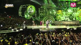 빅뱅(Bigbang) - FANTASTIC BABY at 2013 MAMA [2013 Mnet Asian Music ...
